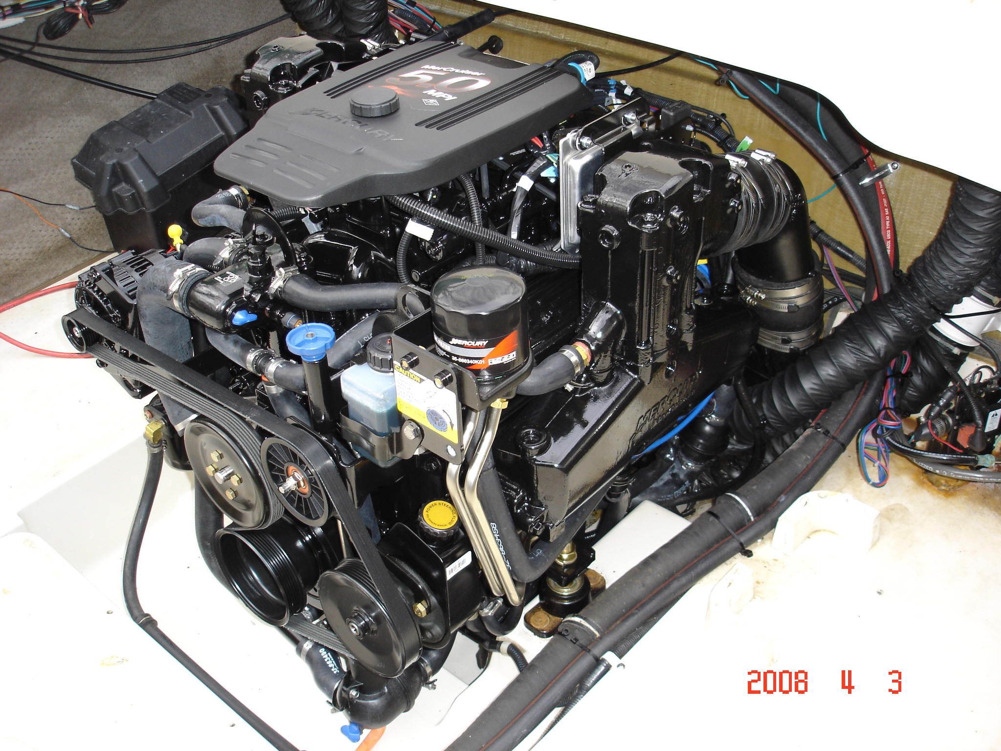 Factory service manual for mercruiser inboard engine download.